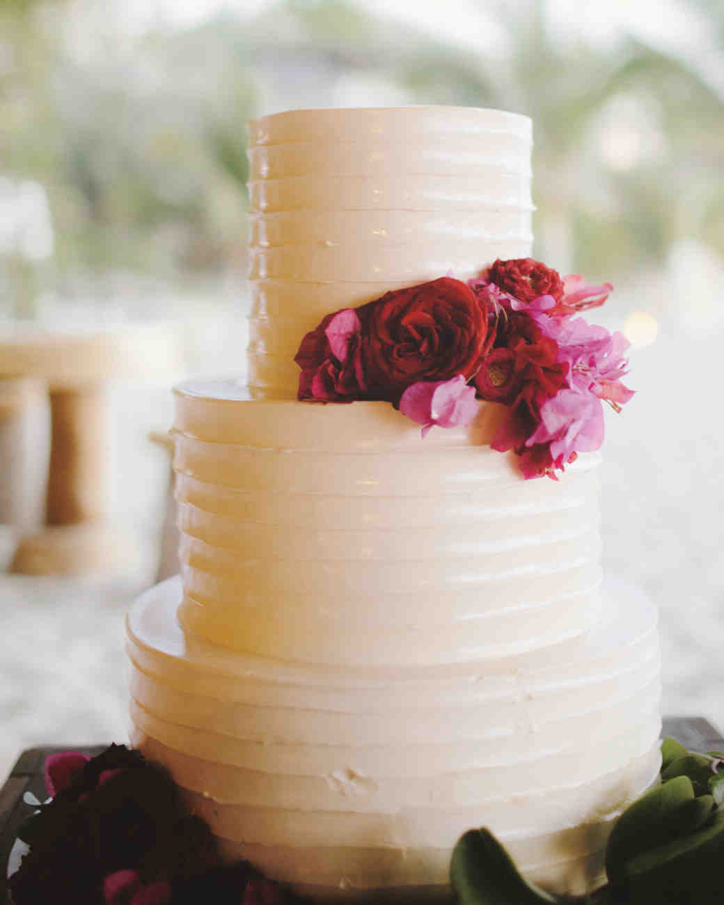 white vanilla wedding cake recipes 39 wedding cakes that prove vanilla isn t boring martha 27329