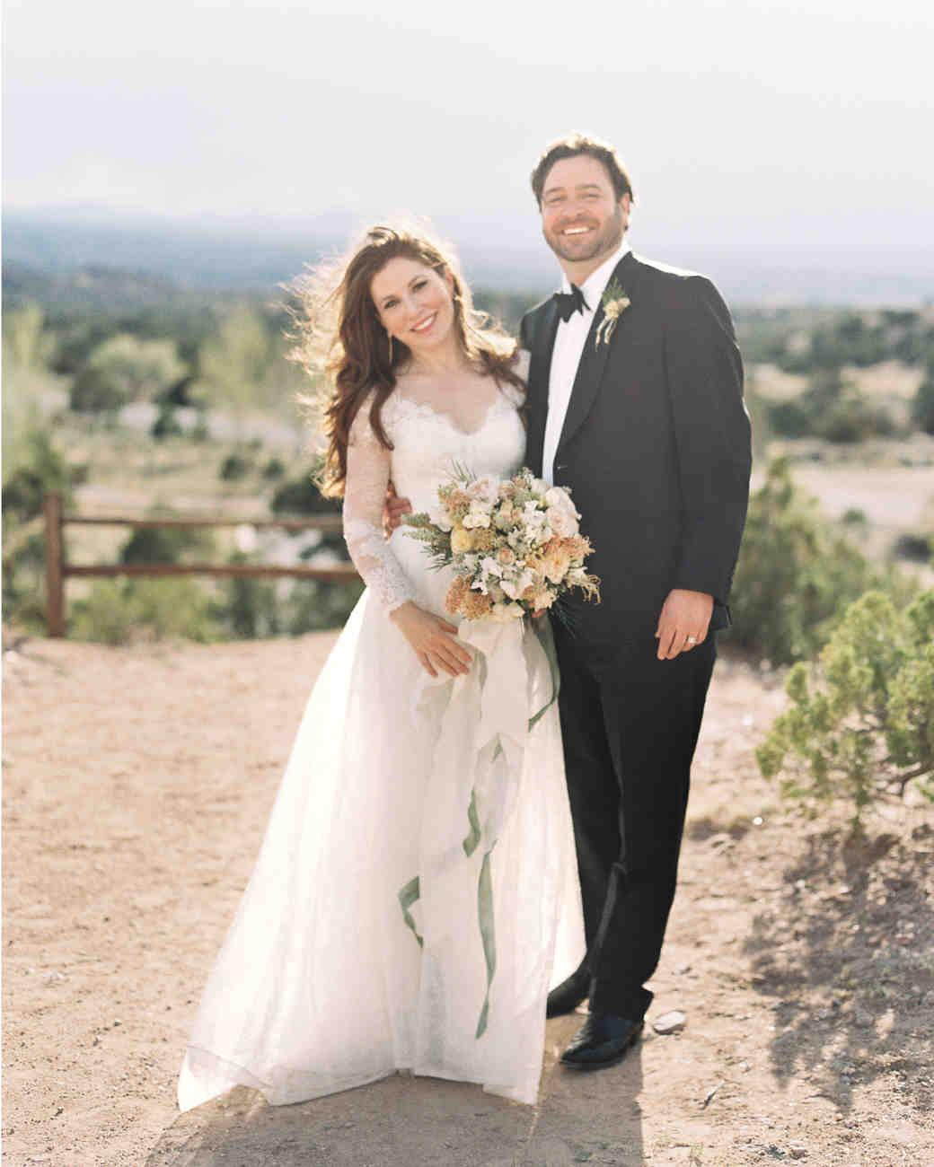 Katherine And Jared S Santa Fe Soir 233 E In The Desert