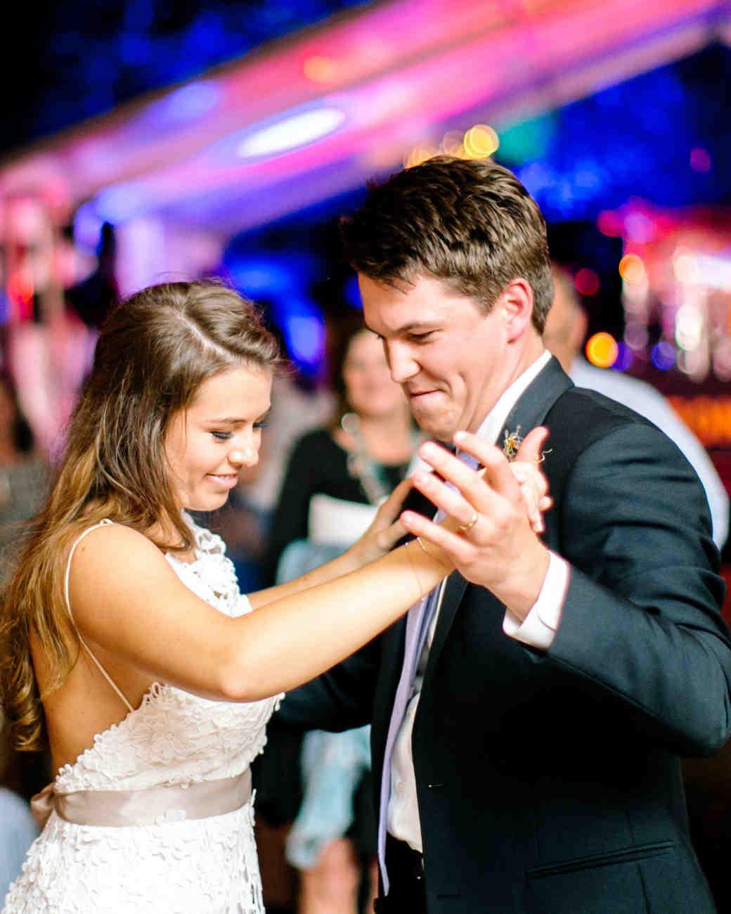 kelsey jacob wedding first dance
