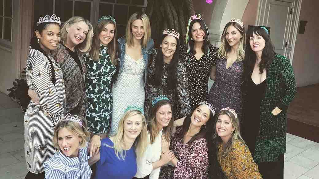 Mandy Moore Engagement Party