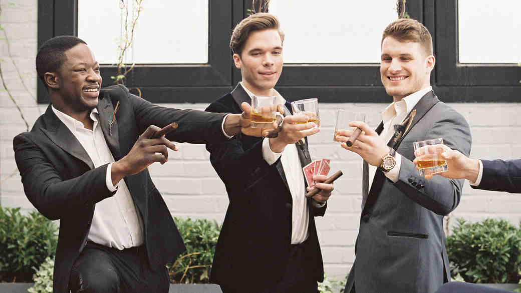 A Wedding-Planning Checklist for the Groom
