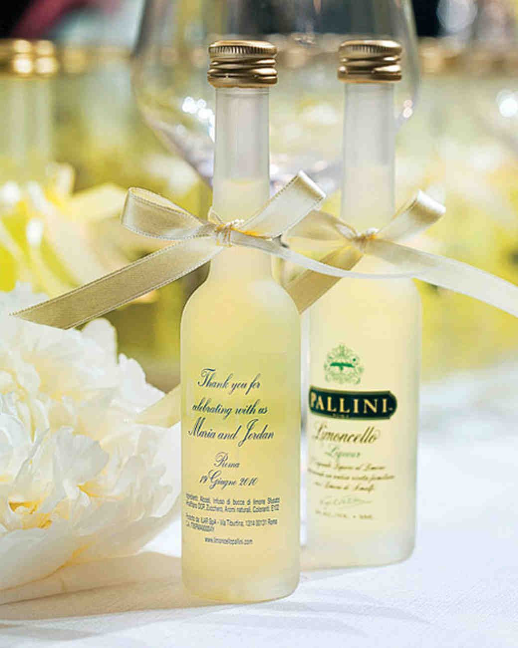 Boozy Favors To Keep The Party Going Post Wedding Martha Stewart