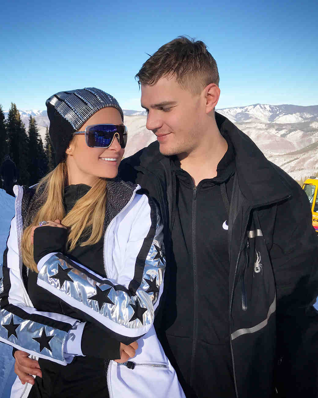 Paris Hilton and Chris Zylka Engaged