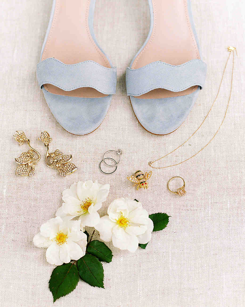 pillar paul wedding accessories shoes jewelry