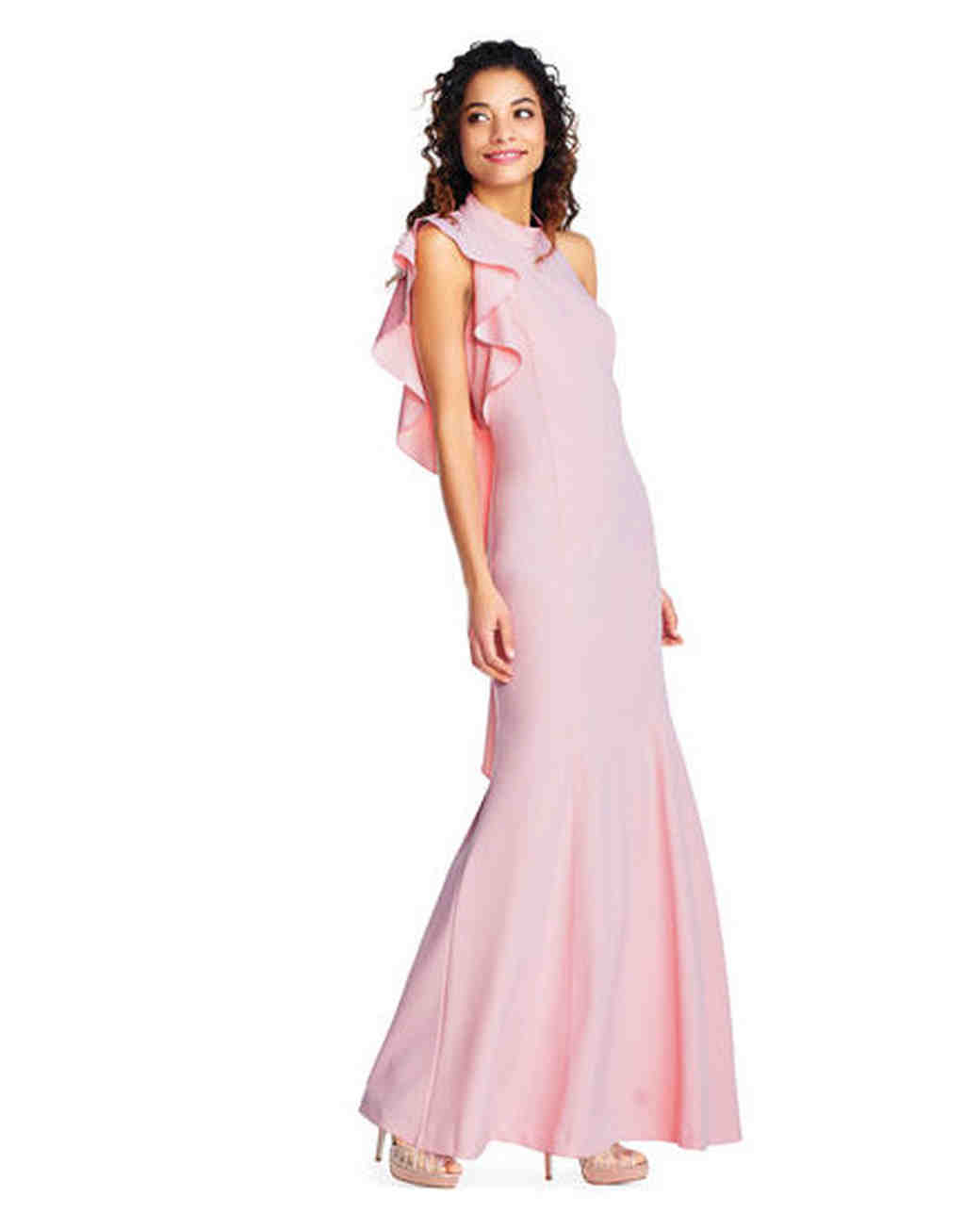 The Prettiest Pink Mother-of-the-Bride and-Groom Dresses  8056e1c030f3