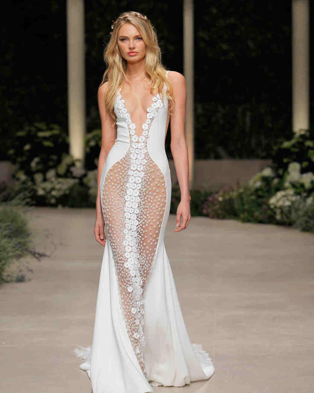 Bridal Dresses 2019: Pronovias Spring 2019 Wedding Dress Collection