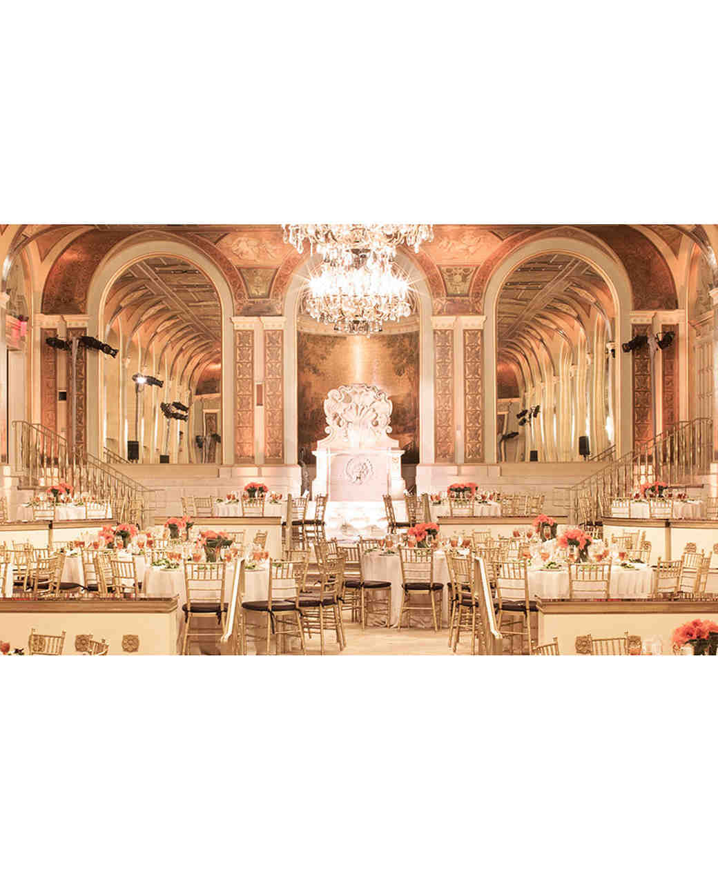 plaza rom com wedding venue