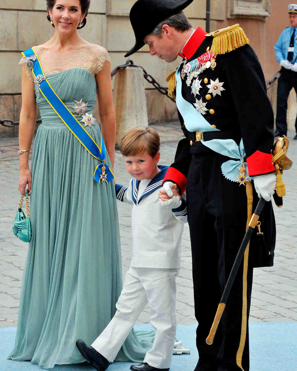 21 Royal Children at Weddings | Martha Stewart Weddings
