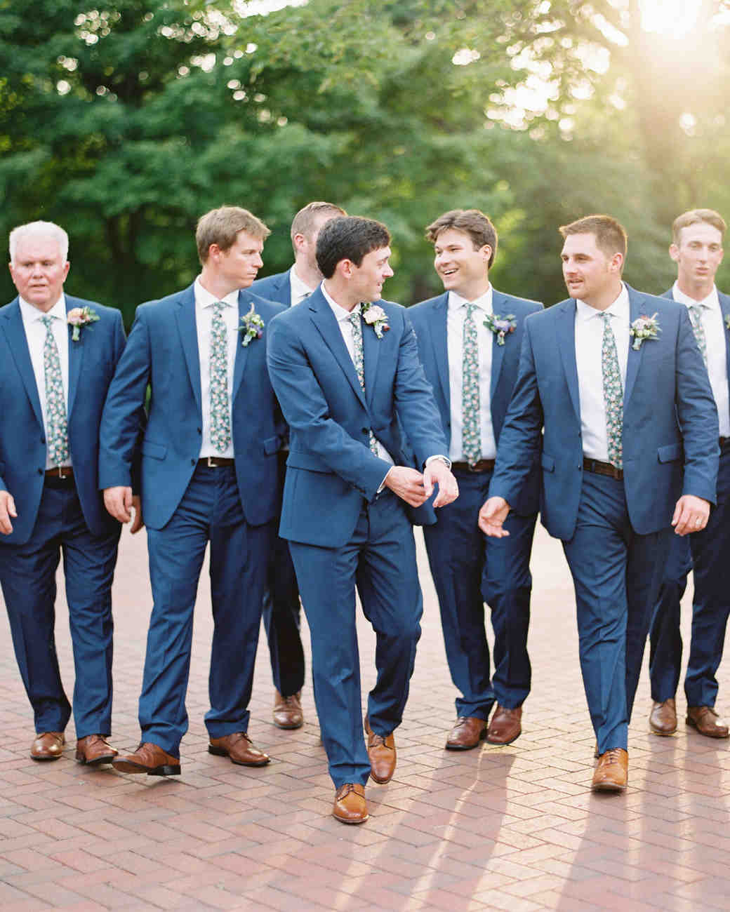 shelby preston wedding groomsmen