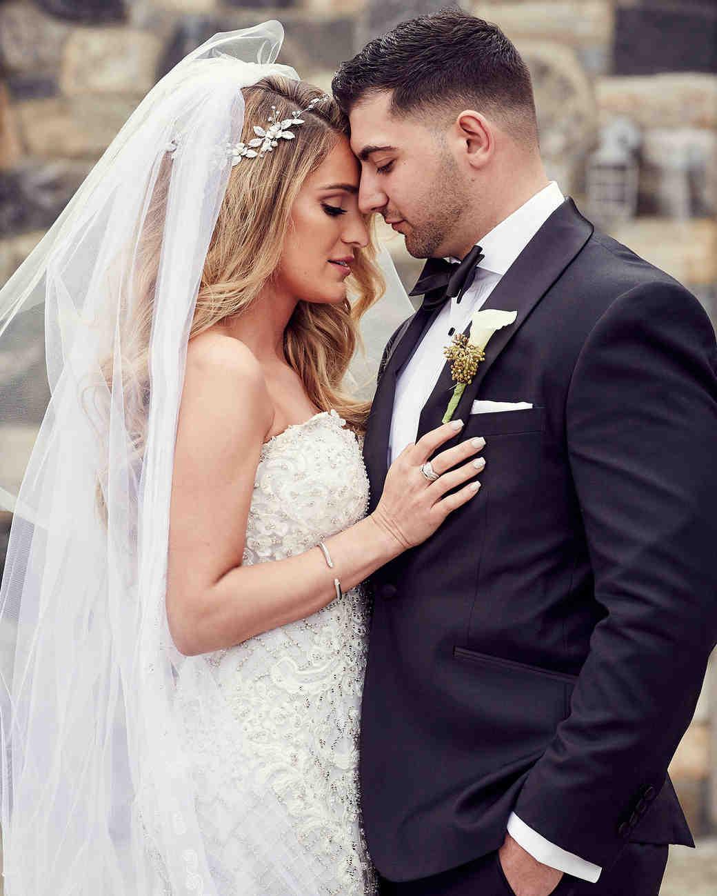 shqipe zenel wedding couple