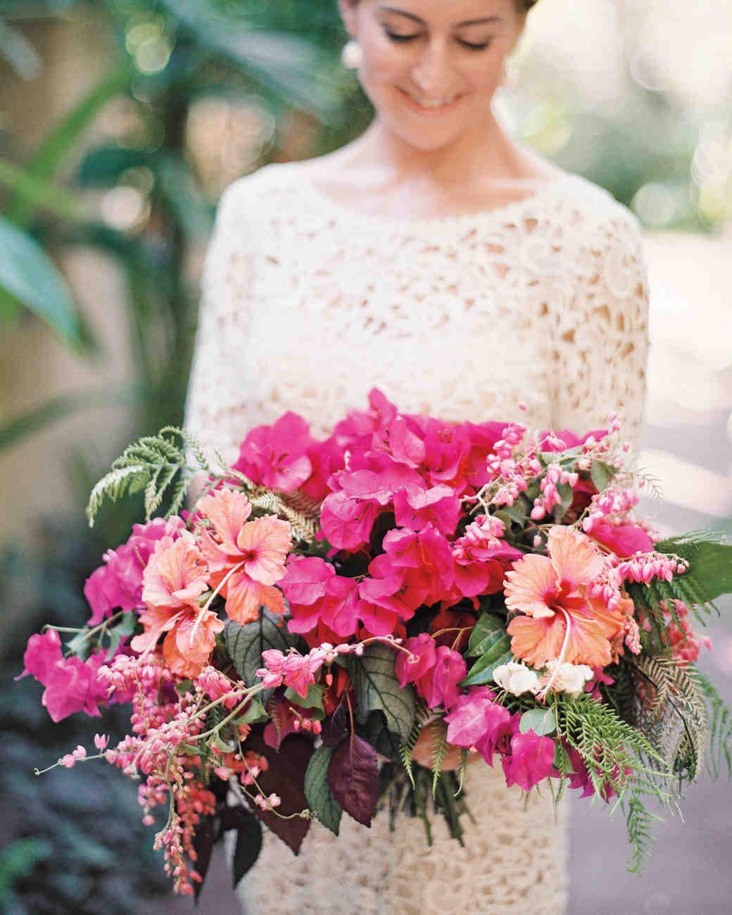 A Laid-Back Destination Wedding in Tropical Costa Rica | Martha ...