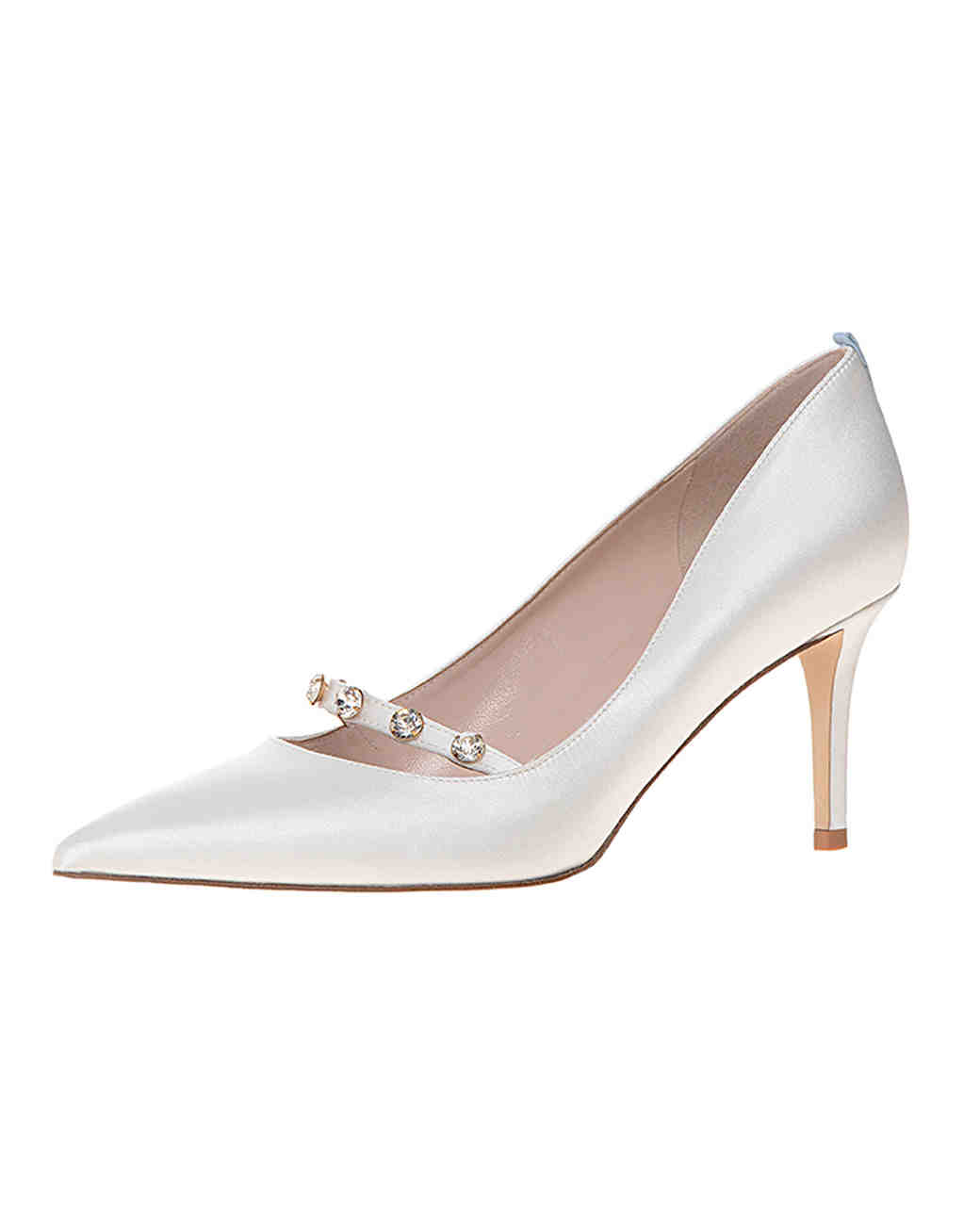 Sarah Jessica Parker Puts Her Best Foot Forward With New Collection Of Shoes Designed Just For Brides Martha Weddings