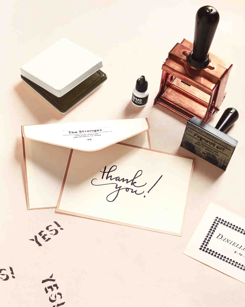 10 Things You Should Know Before Addressing, Assembling, And Mailing Your Wedding  Invitations | Martha Stewart Weddings