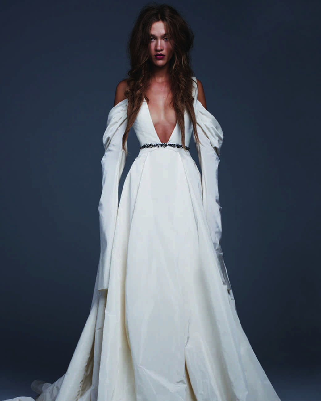 Vera Wang Wedding Dresses with Bow