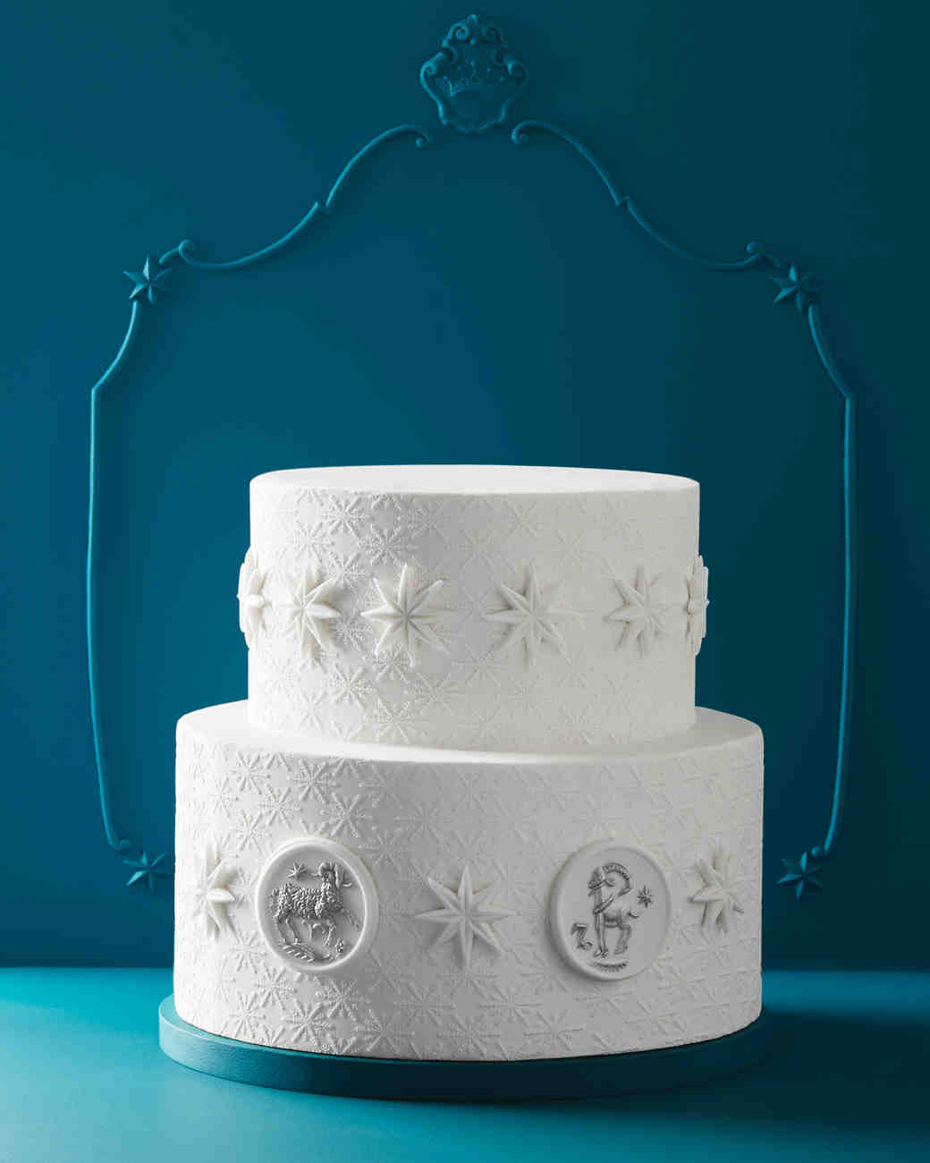 How To Decorate Your Wedding Cake And Desserts With Springerle