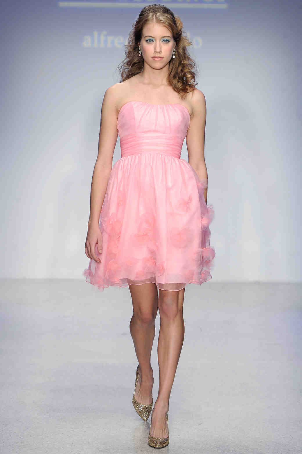 Alfred Angelo, Fall 2013 Bridesmaid Collection | Martha Stewart Weddings