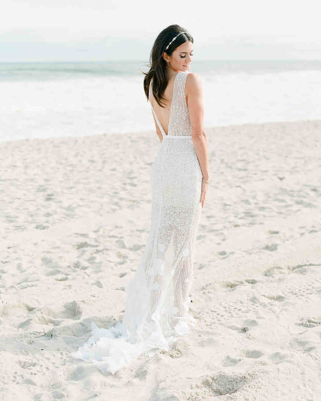 e2dfbeb4c5 27 Stunning Beach Wedding Dresses