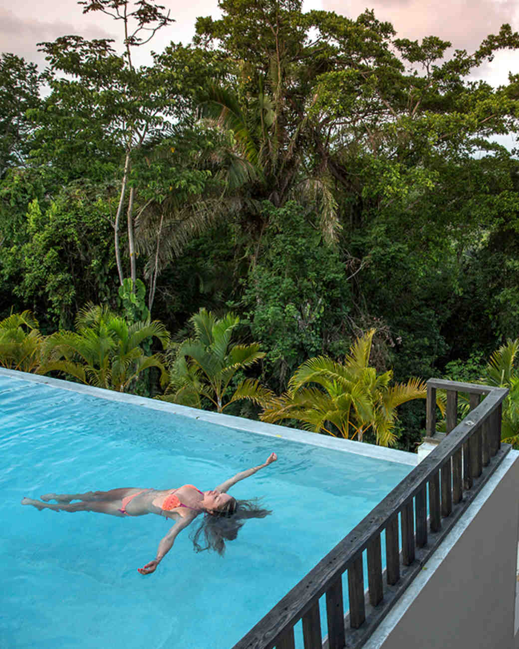 rooftop pool belize