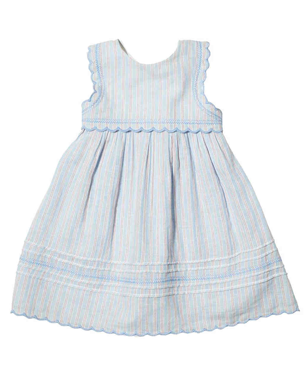 20 Baby Blue Flower Girl Dresses Martha Stewart Weddings
