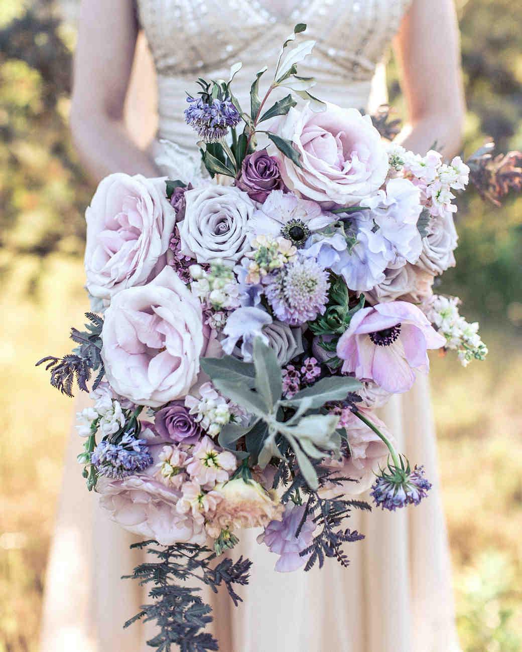32 Chic Cascading Wedding Bouquets | Martha Stewart Weddings