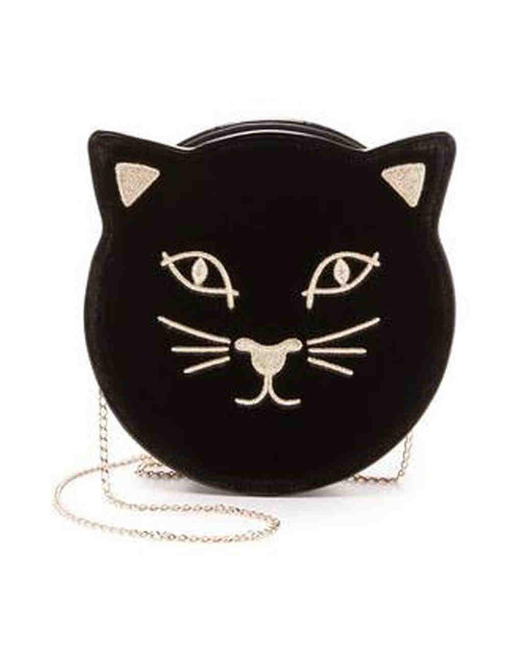 cat bag flower girl