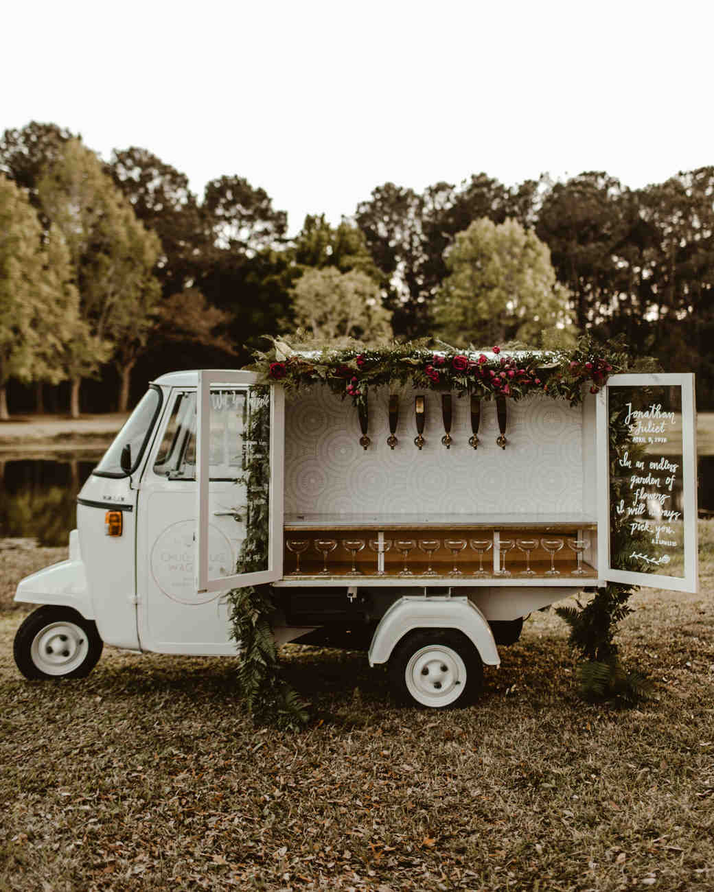 chug a lug hazel wagon mobile truck drinks cocktails