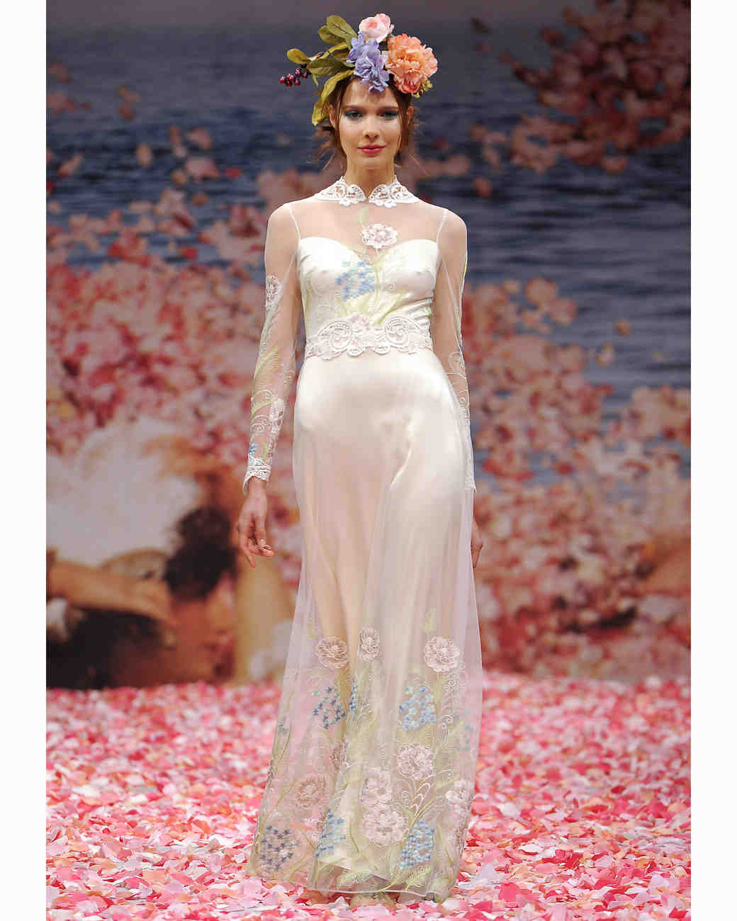 Watters Brides, Fall 2013 Collection | Martha Stewart Weddings