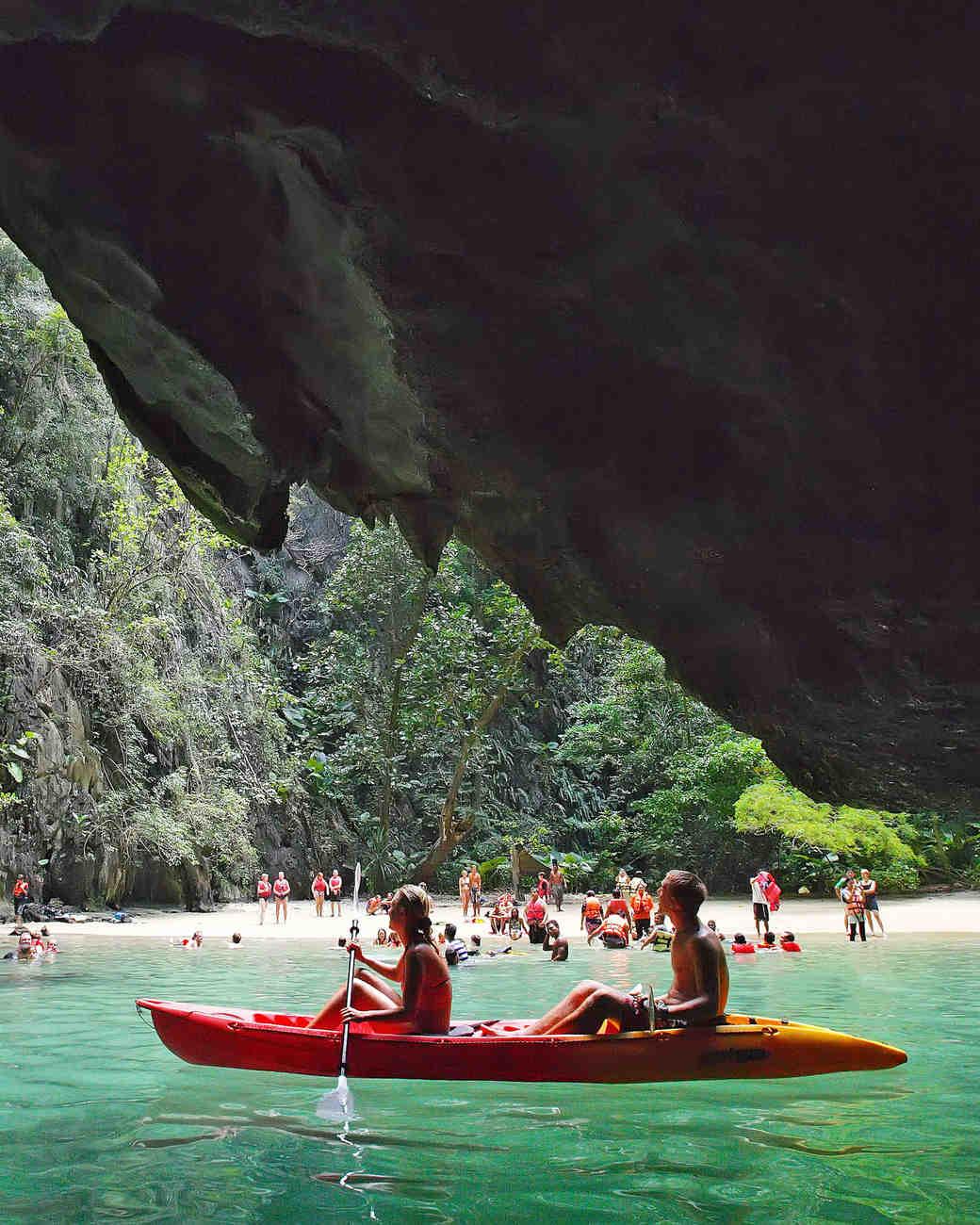 emerald cave koh mook island