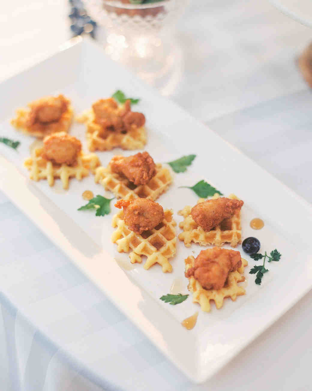 crowd-pleasing engagement party food ideas | martha stewart weddings