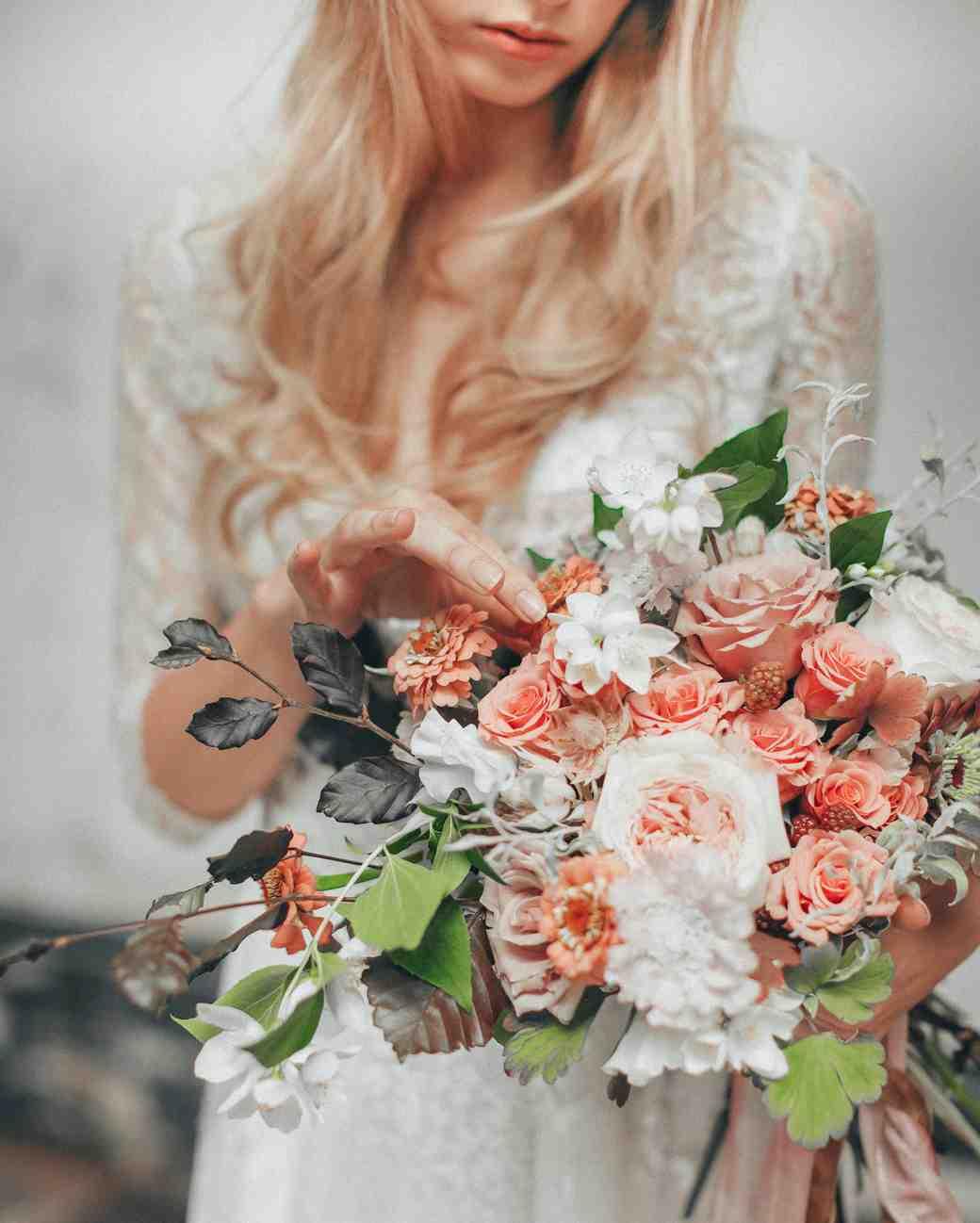 fall wedding bouquets jess petrie