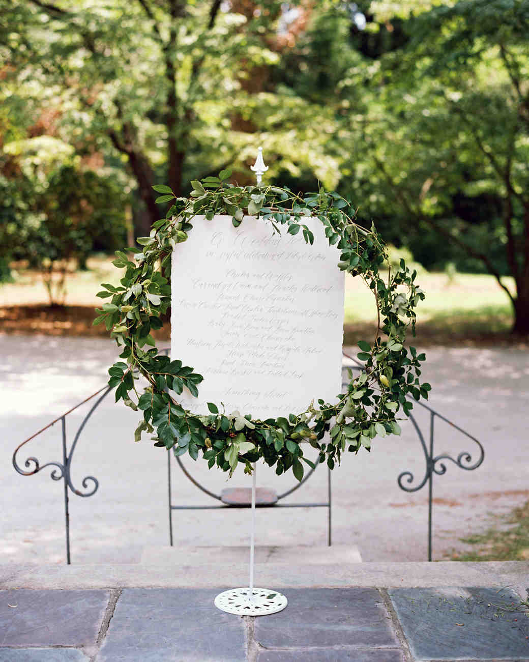 a charming hometown wedding for irby and adam martha stewart