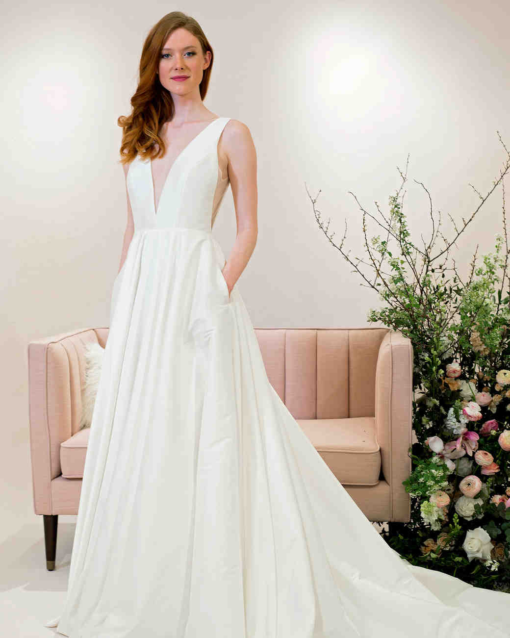 40488e56ada Jenny by Jenny Yoo Spring 2019 Wedding Dress Collection