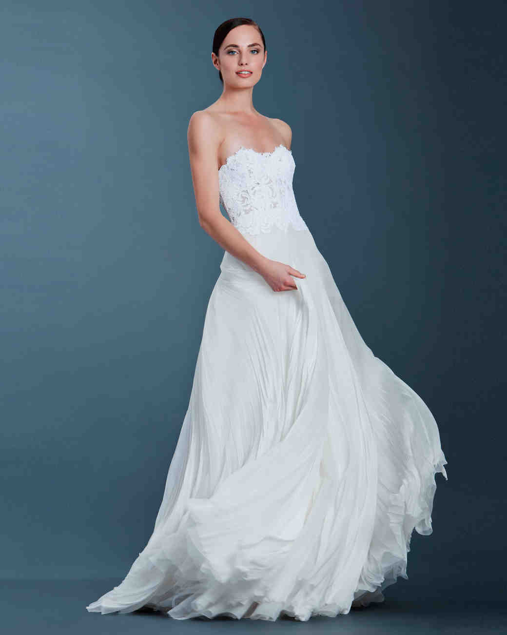 J. Mendel Fall 2016 Wedding Dress Collection | Martha Stewart Weddings