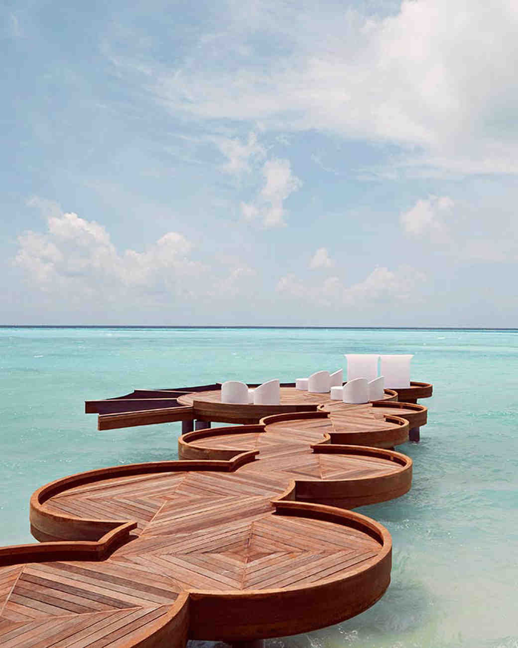 maldives hotels lux resorts dock