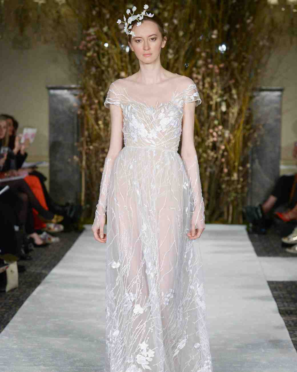See Mira Zwillingers Most Recent Wedding Dresses Start Slideshow Photography FirstView