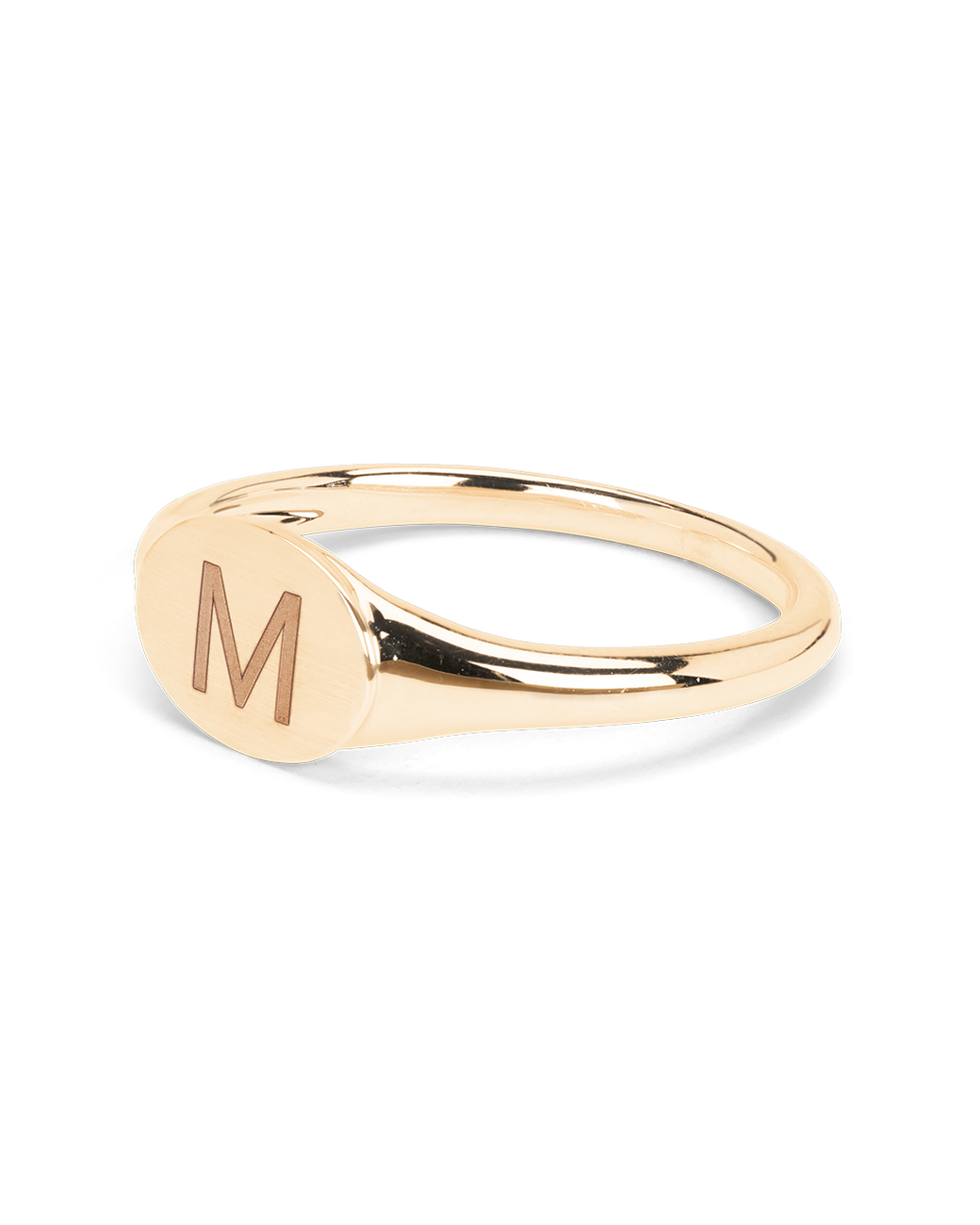 maid of honor gift guide mejuri signet ring