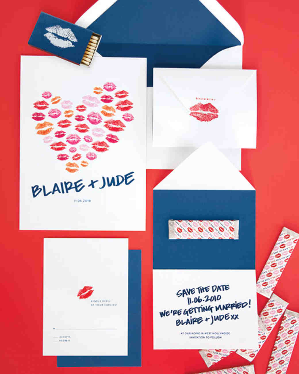 Invitation Clip Art and Templates | Martha Stewart Weddings