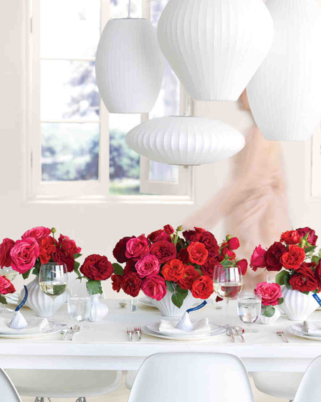 Red Centerpieces – Dresses for Woman