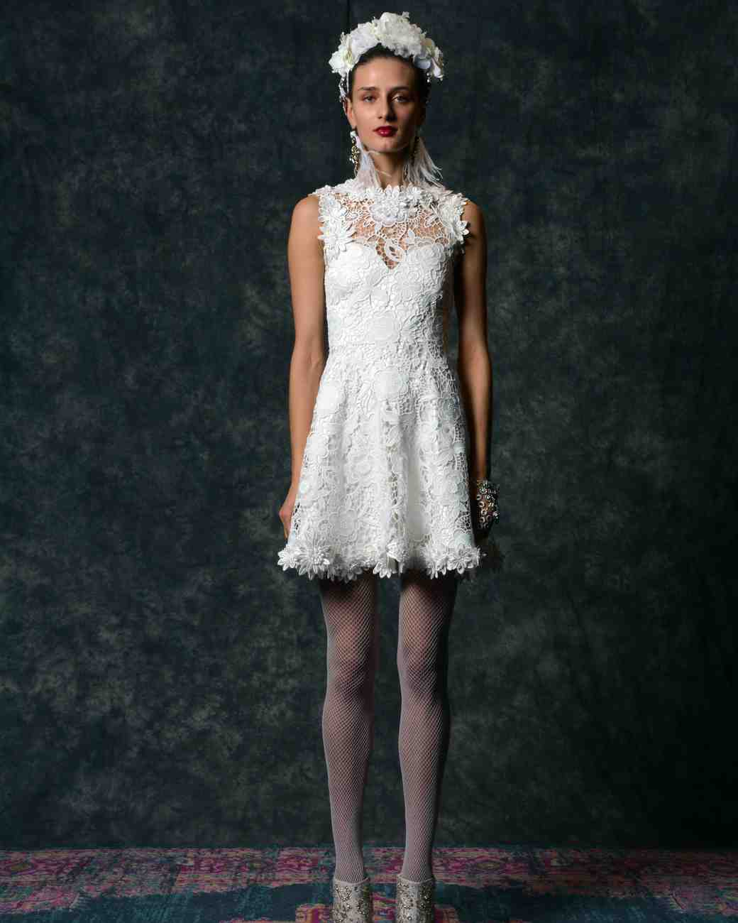 Naeem Khan Spring 2018 Wedding Dress Collection: What's New On Flipboard By Martha Stewart Weddings