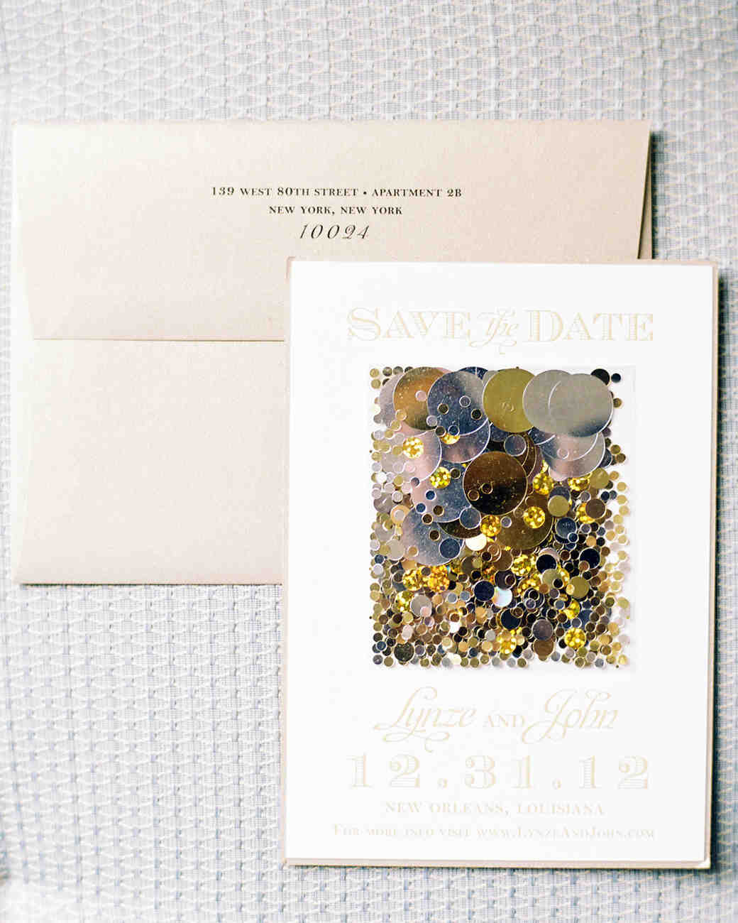 Fun and Festive Ideas for a New Year\'s Eve Wedding | Martha Stewart ...