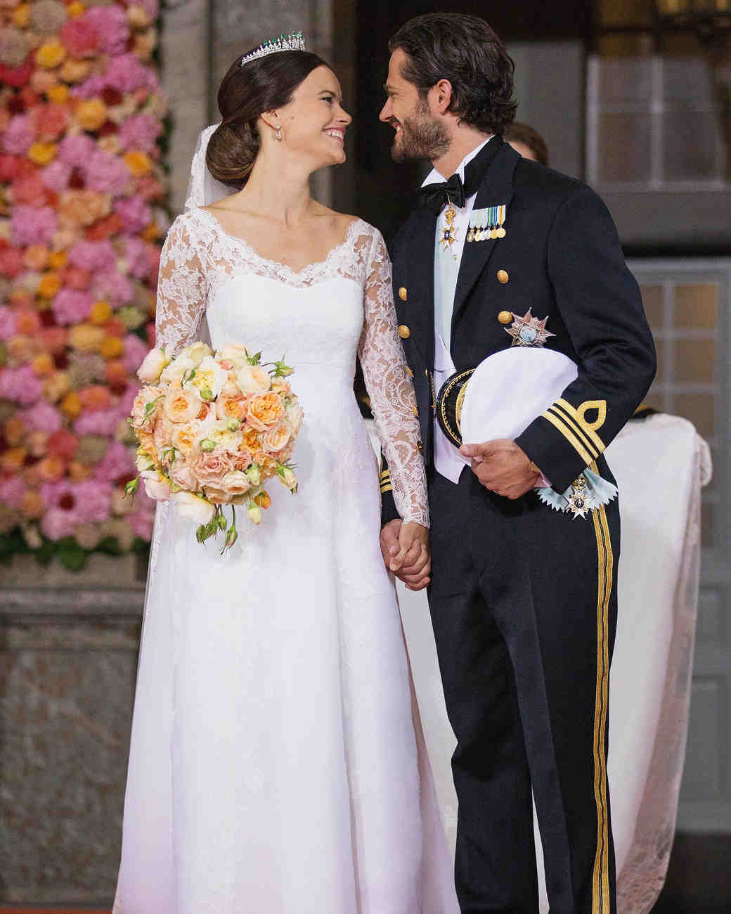The 15 best royal wedding dresses of all time martha stewart weddings princess sofia duchess of vrmland junglespirit Images