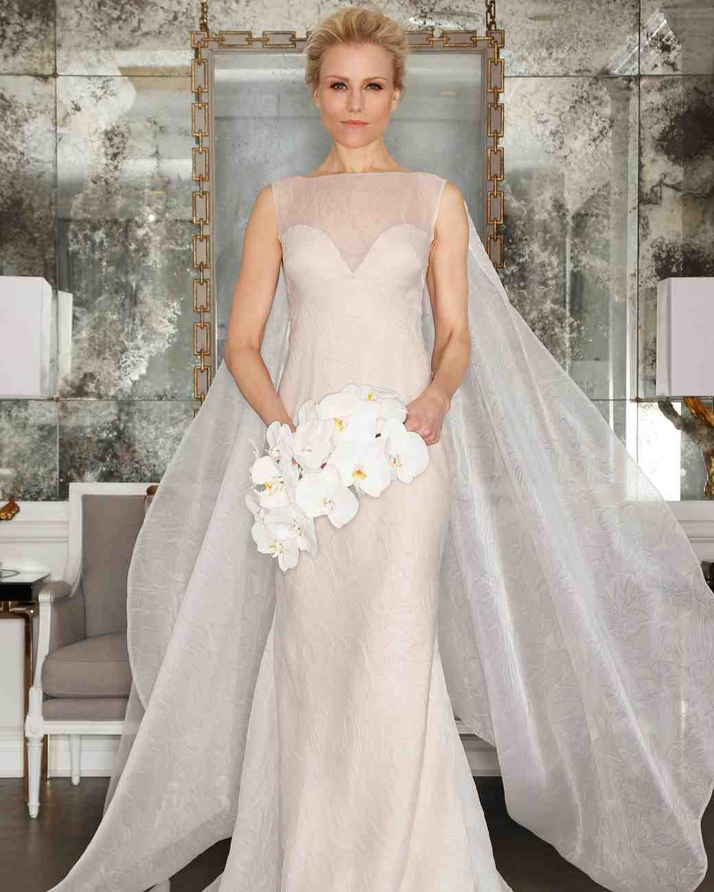 Romona Keveza Spring 2017 Wedding Dress Collection Martha Stewart