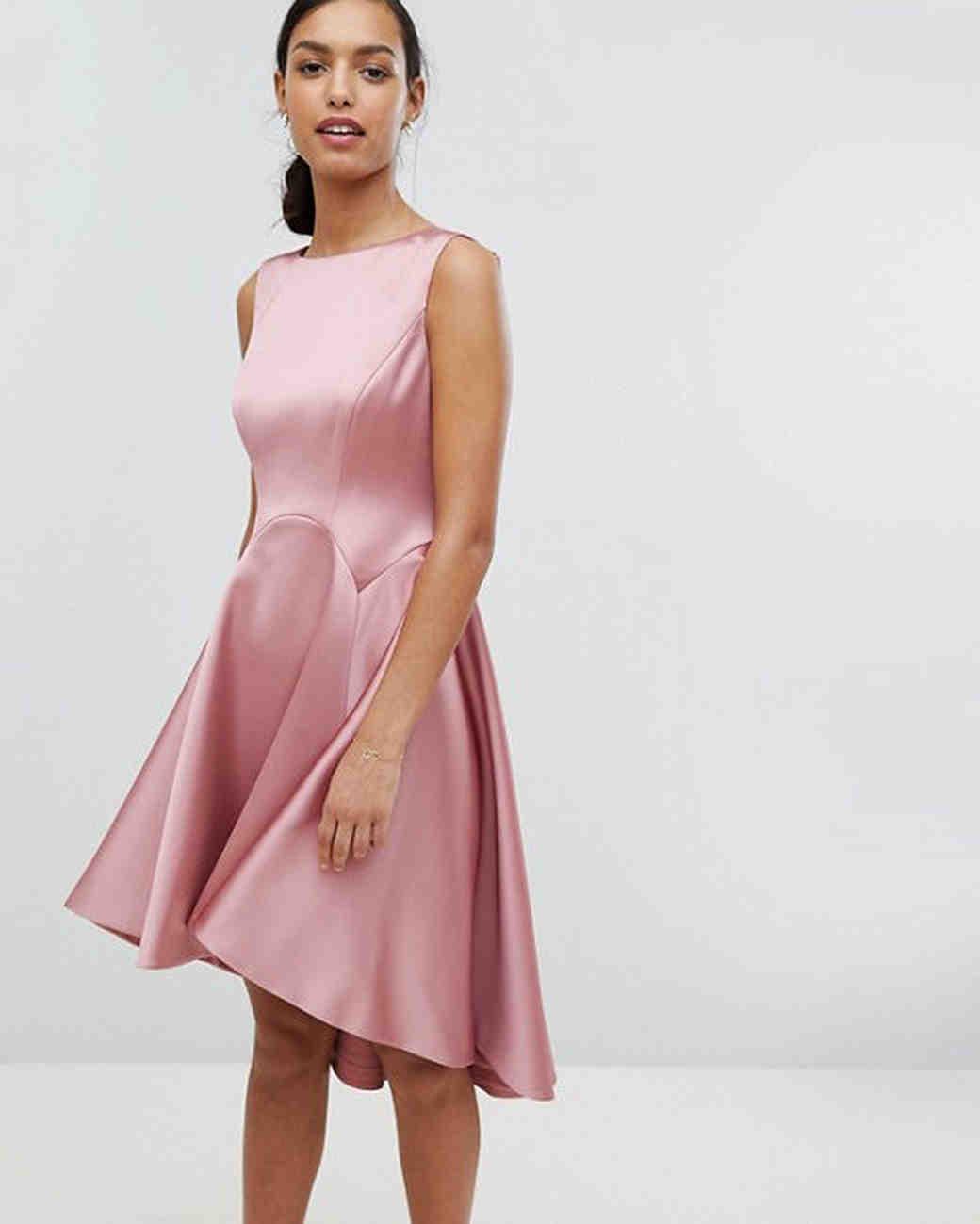 In Silk Dresses