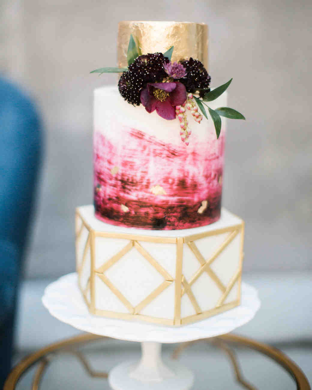 20 Unique Wedding Cake Shapes Contemporary Couples Should Consider ...