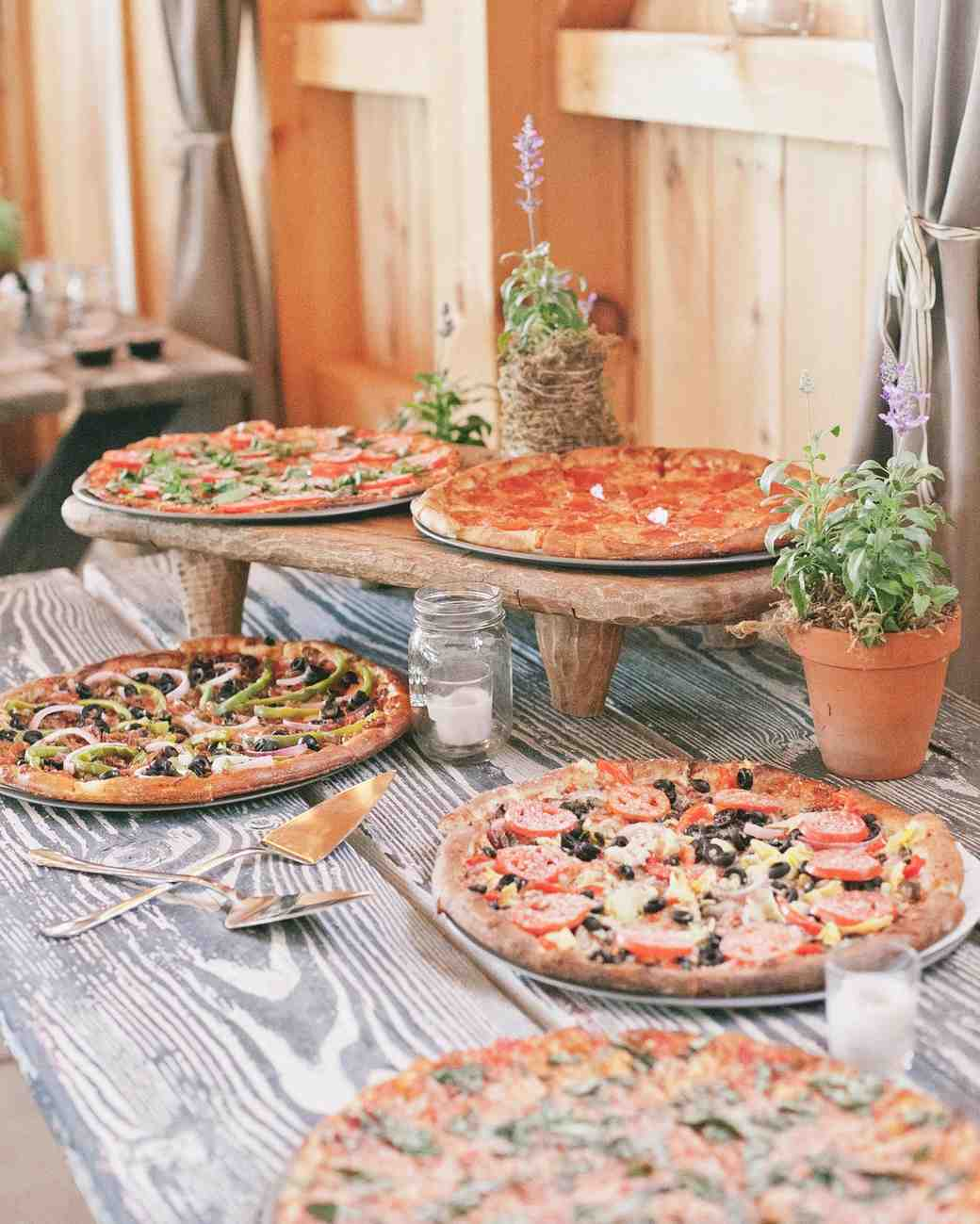 Wedding Reception Buffet Food Ideas: 25 Unexpected Wedding Food Ideas Your Guests Will Love