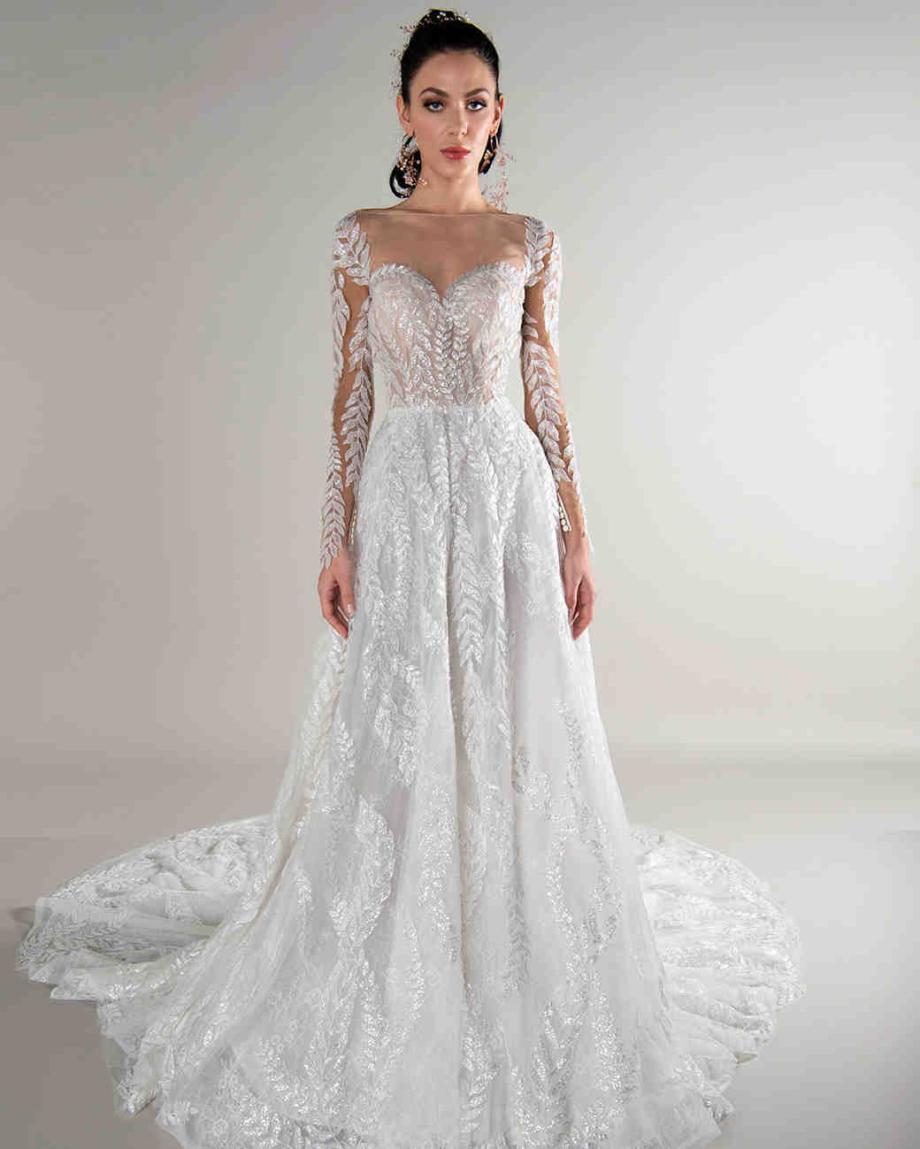 ad7c308e3192 Reem Acra Blush Wedding Dress Uk