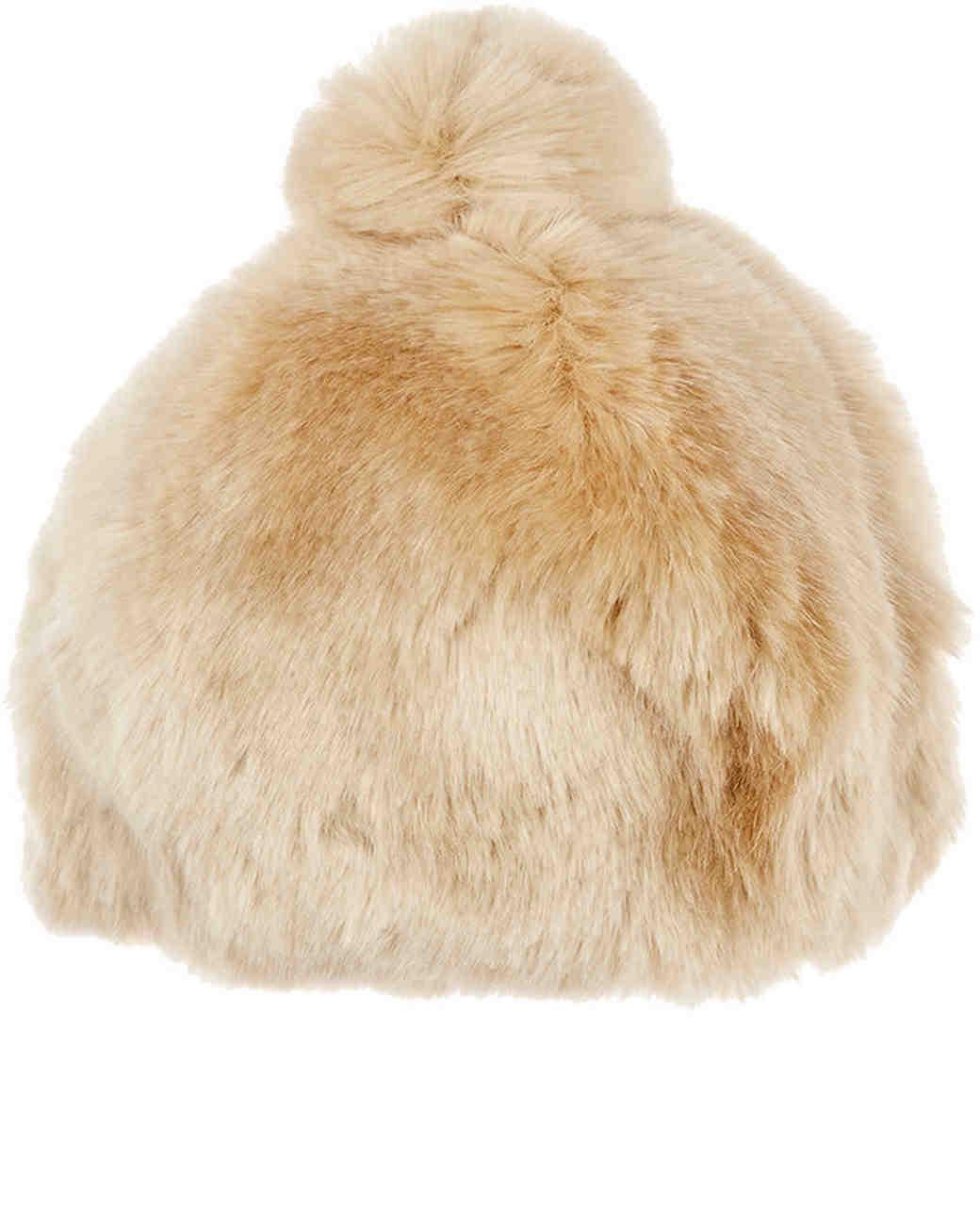 albertus swanepoel faux fur beanie 0117