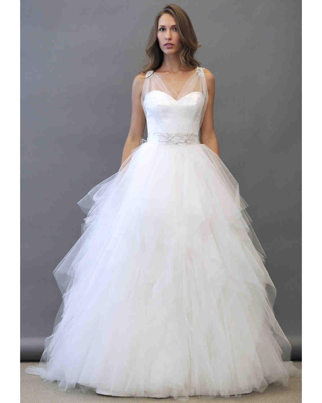 Alvina Valenta Spring 2014 Bridal Gown Collection – Part 4