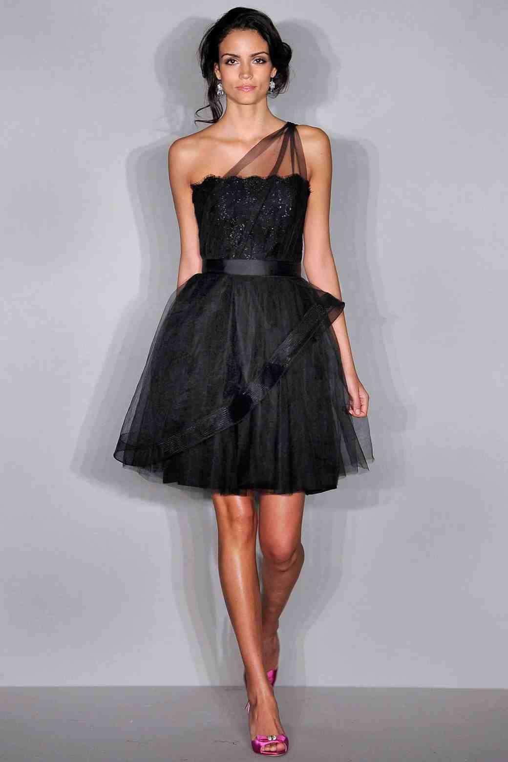 Alvina Valenta Fall 2012 Bridesmaid Collection Martha
