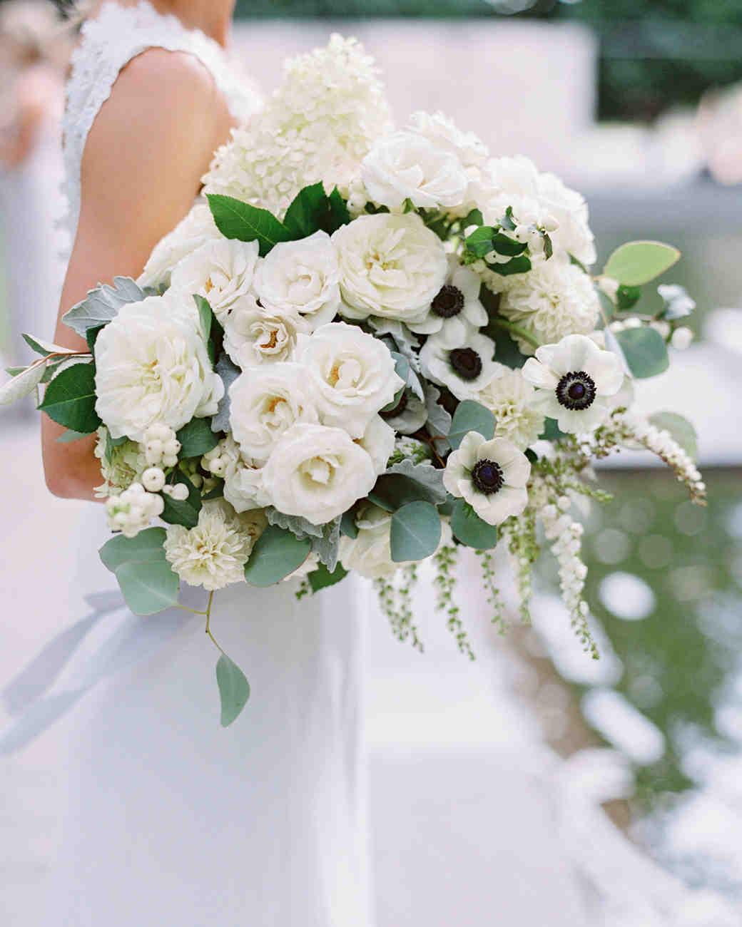 anemone bouquets stephanie brazzle